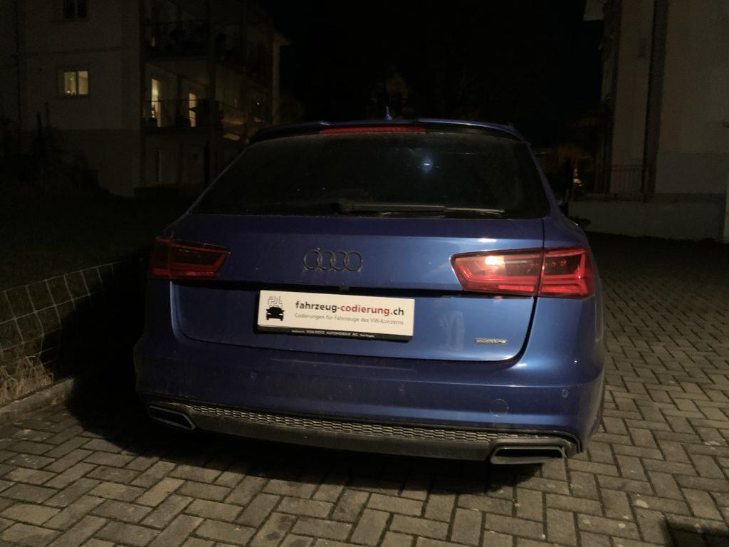 Audi A6 4G C7 Facelift